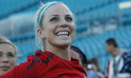 TOP HONORS: Ertz named U.S. Soccer's female player of year, Smith No. 1 young female player