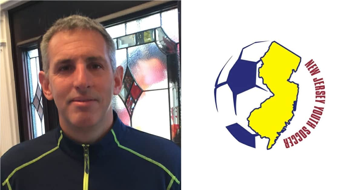 NEW PROJECT MANAGER: New Jersey Youth Soccer tabs Farina