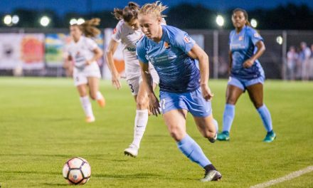 GERMANY BOUND: Sky Blue's Galton signs with FC Bayern Munich women's team