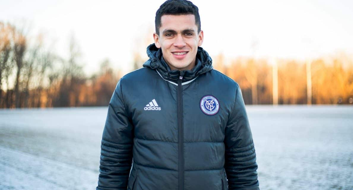 SOME YOUNG IDEAS: NYCFC signs Medina, 20, as its first Young DP