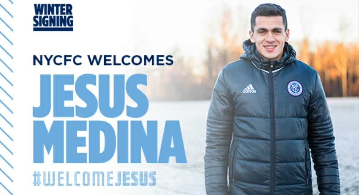 TAKE A LOOK: Highlights of Jesus Medina playing with his Paraguayan club