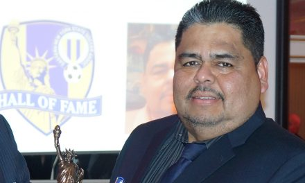 A HALL OF A SELECTION: Yonkers' Mena inducted into ENY Hall of Fame