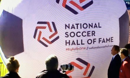 OPENING DAY: National Soccer Hall of Fame will hold its first induction ceremony Oct. 20, 2018