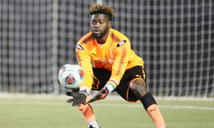THEY'RE KEEPERS: Red Bull II signs ex-Fordham standout GK Nuhu, Silva