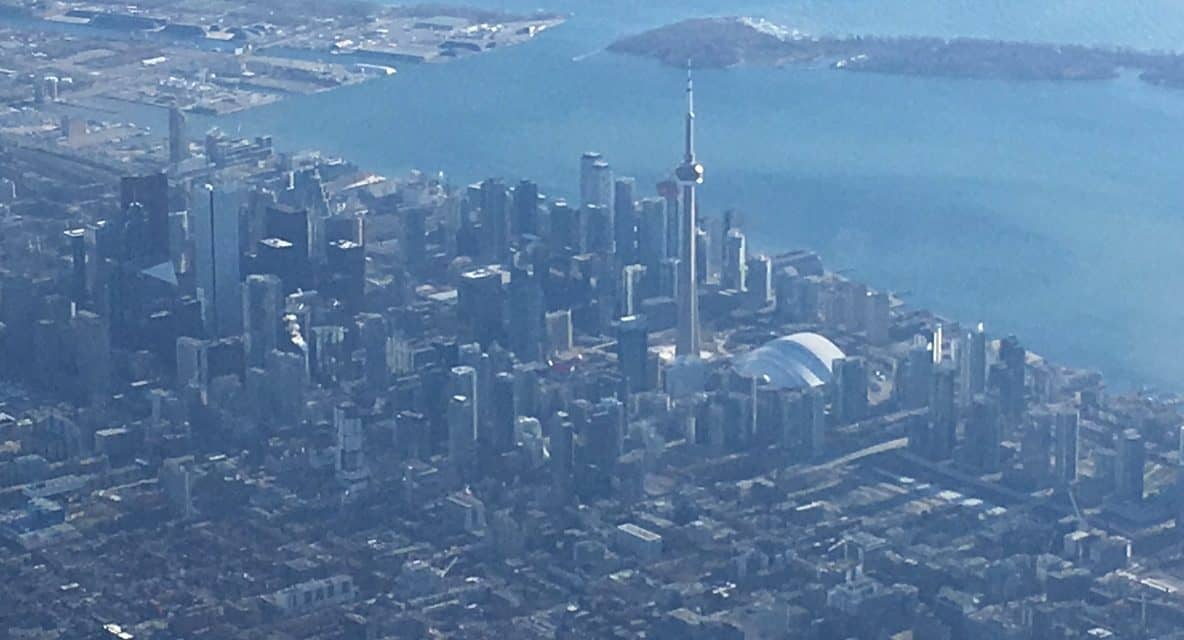 OFFSIDE REMARKS: Toronto, Ontario, what a wonderful town!