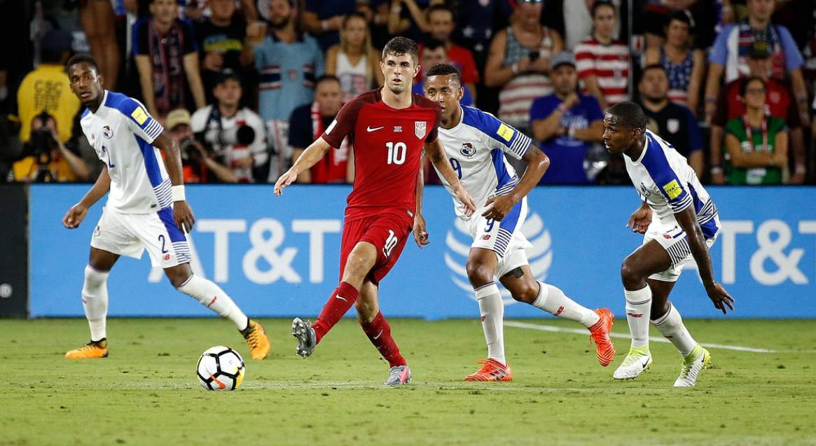 RUNAWAY WINNER: Pulisic receives 94 percent of vote, becoming youngest U.S. Soccer male player of year winner