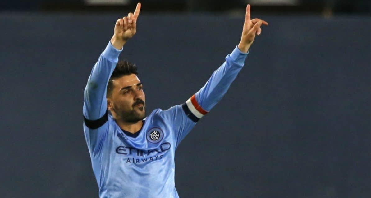 GOING WEST: NYCFC in preseason friendly at LA Feb. 10