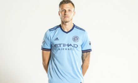DEALT AWAY: NYCFC trades Brillant to United for GAM, international roster spot