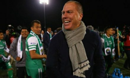 THE MAKING OF A COACH: Savarese learns about the beautiful game and learns to give some lessons of his own