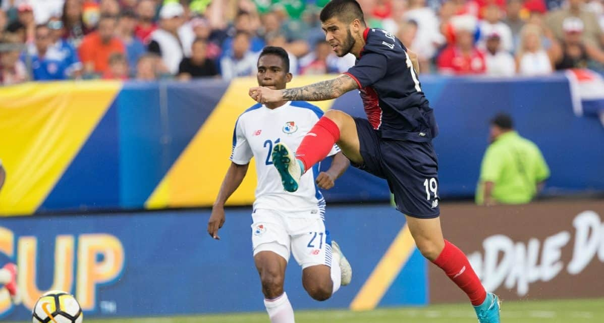DISCOVERY DEAL: NYCFC gets $50K in GAM, D.C. United gets Costa Rican Segura