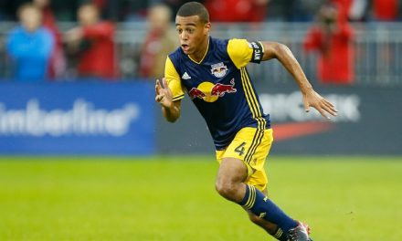 STORY NO. 9: The rise of Tyler Adams