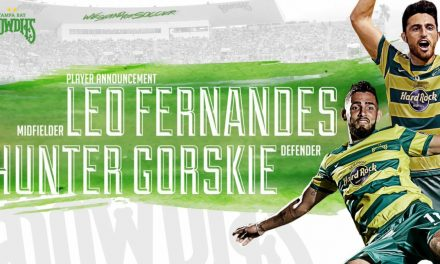 RE-UPPING: Ex-Cosmos Gorskie, Fernandes return to Rowdies