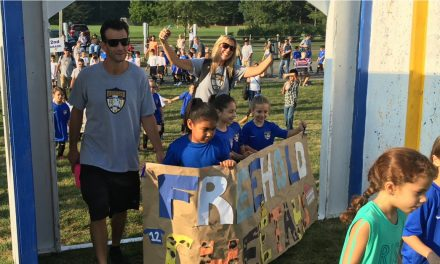 NJ YOUTH SOCCER HONORS: Freehold Soccer League named recreation program of the year