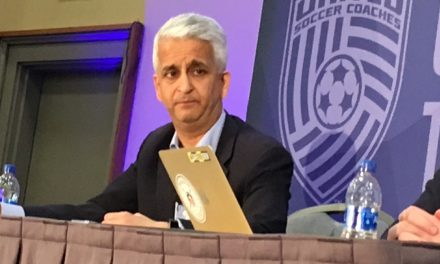 IT'S NOT A LOCK: Gulati on 2026 World Cup bid: 'This is about perceptions of America'
