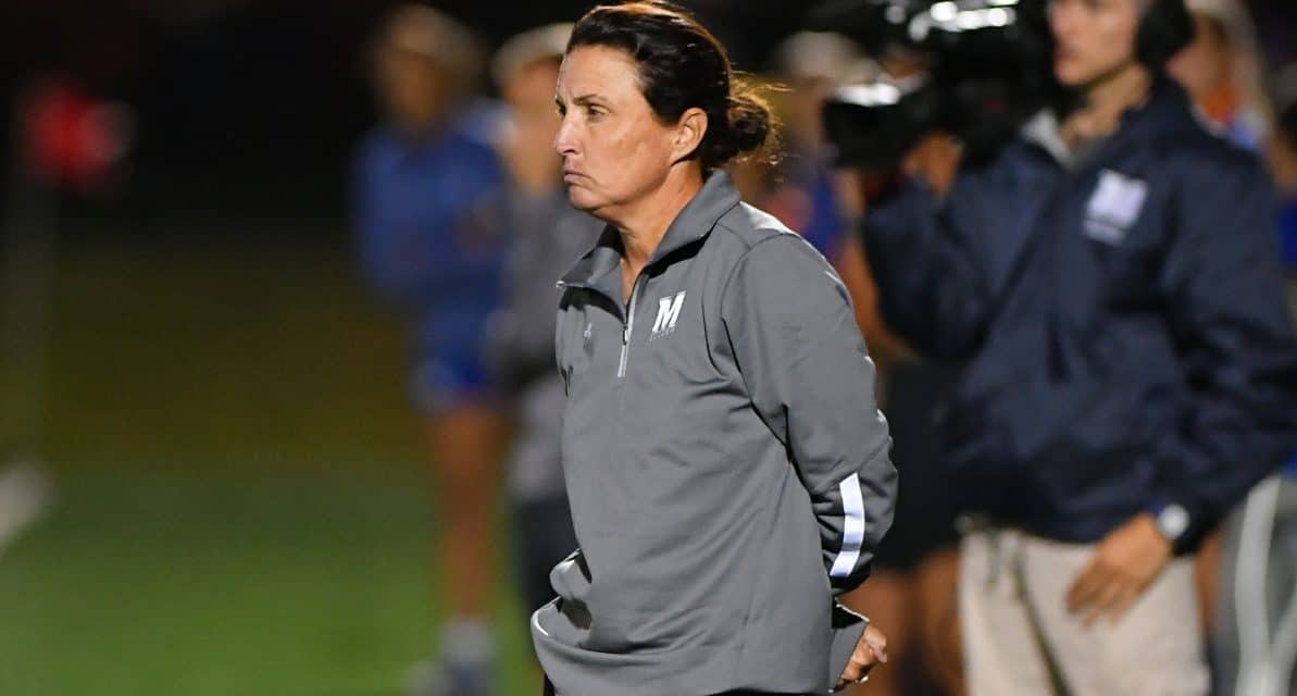NATIONAL APPOINTMENT: Monmouth's Turner joins U.S. Soccer Development Academy staff