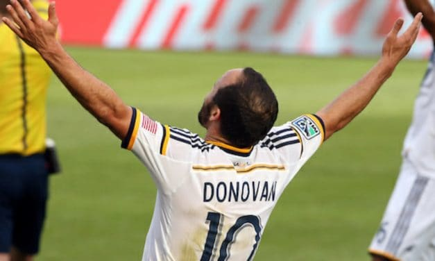 OFFSIDE REMARKS: Landon puts his reputation on the line again