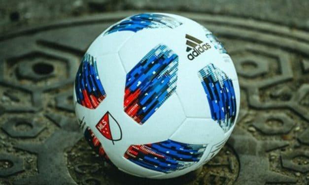 HAVING A NEW BALL: MLS unveils NATIVO as official ball of 2018 season
