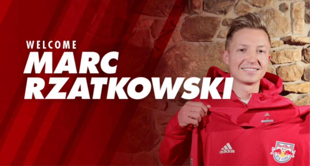 LOAN ARRANGERS: Red Bulls get midfielder Rzatkowski from Salzburg