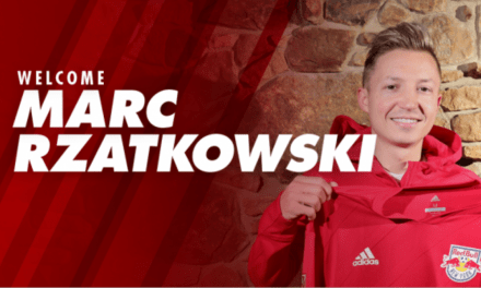 LOAN ARRANGERS: Red Bulls get midfielder Rzatkowski from Salzburg