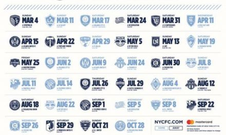 UNVEILING THE SCHEDULE: A quick look at NYCFC's slate