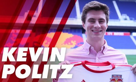 SOME HOME COOKING: Politz becomes Red Bulls' 18th Homegrown Player