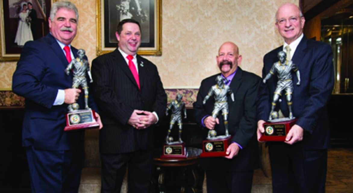HONORING THE BEST: SIYSL inducts 4 into its Hall of Fame