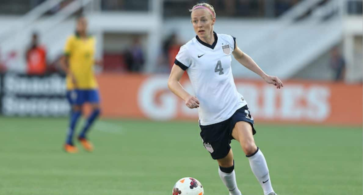 TWO DOWN: Brian, Sauerbrunn out of U.S. women's camp