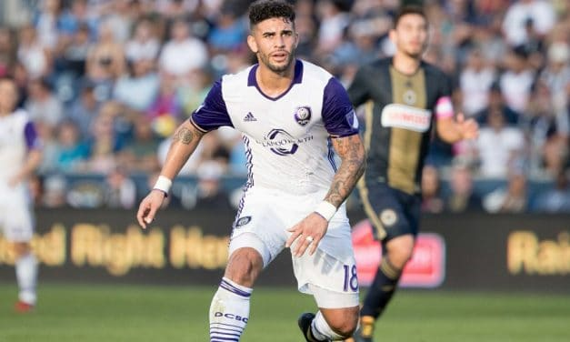 HAMSTRUNG: Dwyer withdraws from U.S. camp with injury