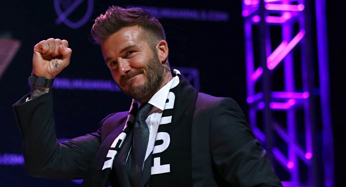 DAVID TALKS: Beckham on the new Miami MLS franchise