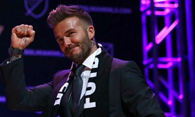 DAVID TALKS: Beckham on the new Miami MLS franchise