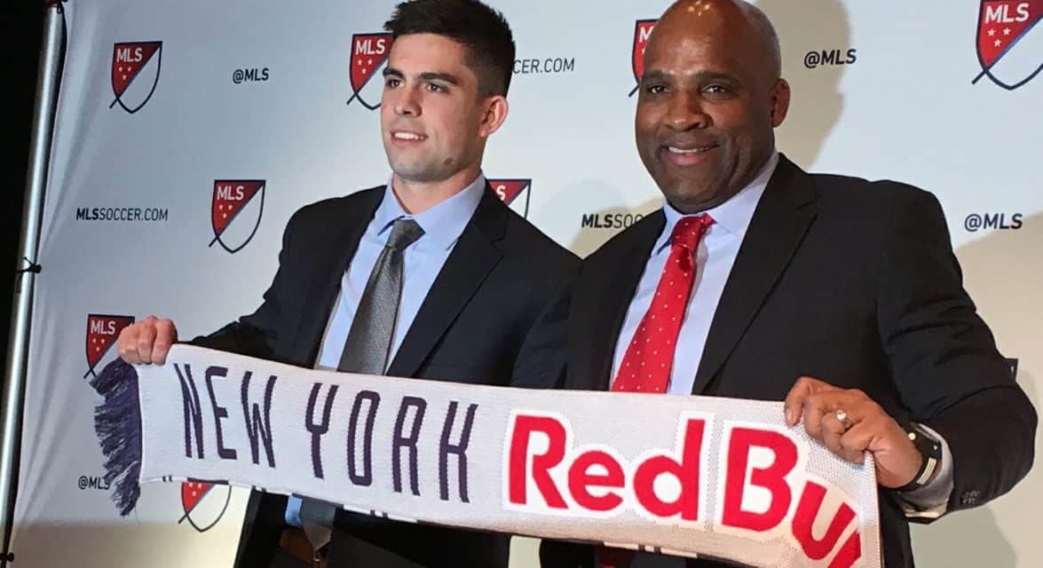 SOME SUPER SIGNINGS: 6 MLS SuperDraft picks join Red Bulls II