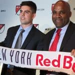 SHORT-TERM LOAN: White goes from NYRBII to Red Bulls for Open Cup