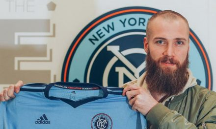 SEVENTH ADDITION: NYCFC signs Norway striker Berget