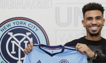 CEDRIC THE DEFENDER: NYCFC signs Benin international Hountondji