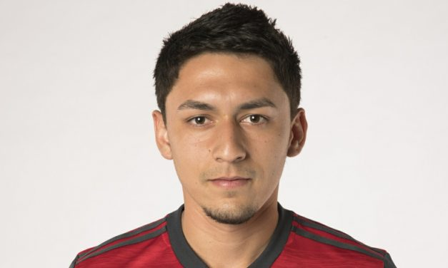 FIRST LOOK, FIRST CAMP: Toronto FC's Delgado talks about U.S. men's January camp
