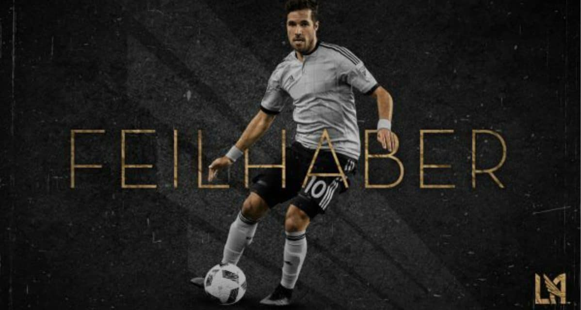 BACK TOGETHER: Feilhaber to play for Bradley again at LAFC