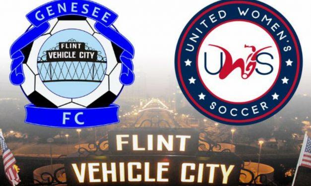 IN, LIKE FLINT: Genesee F.C. to play in Flint, Mich. in UWS