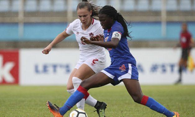 HISTORIC VICTORY: Haiti women stun Canada, become 1st Caribbean team to qualify for U-20 WWC