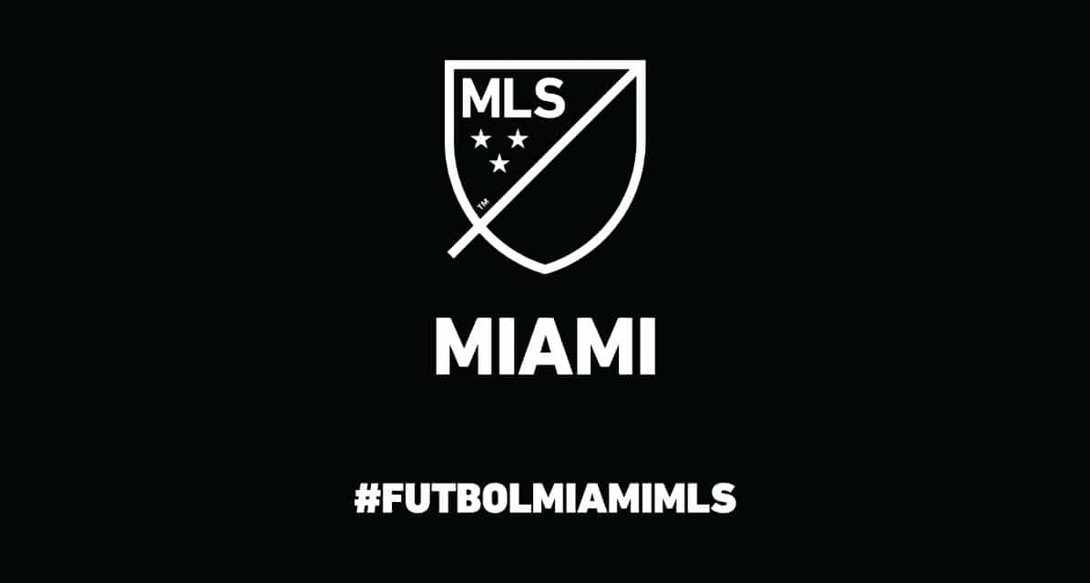 FINALLY: MLS grants Miami a franchise