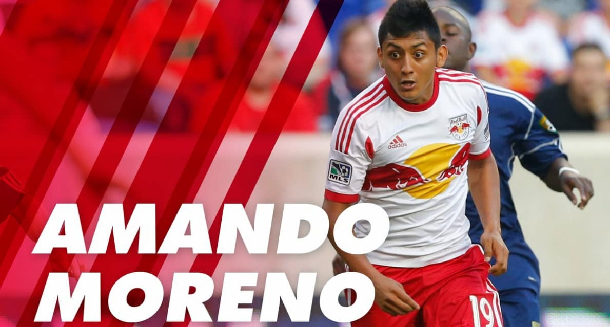A HIGH FIVE: Moreno strikes twice as Red Bulls II rolls over Battery