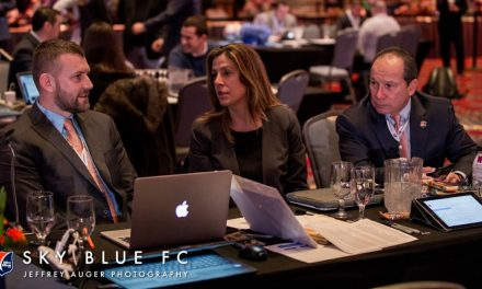 CHANGING OF THE GUARD: Novo leaves Sky Blue, LaHue named interim general manager