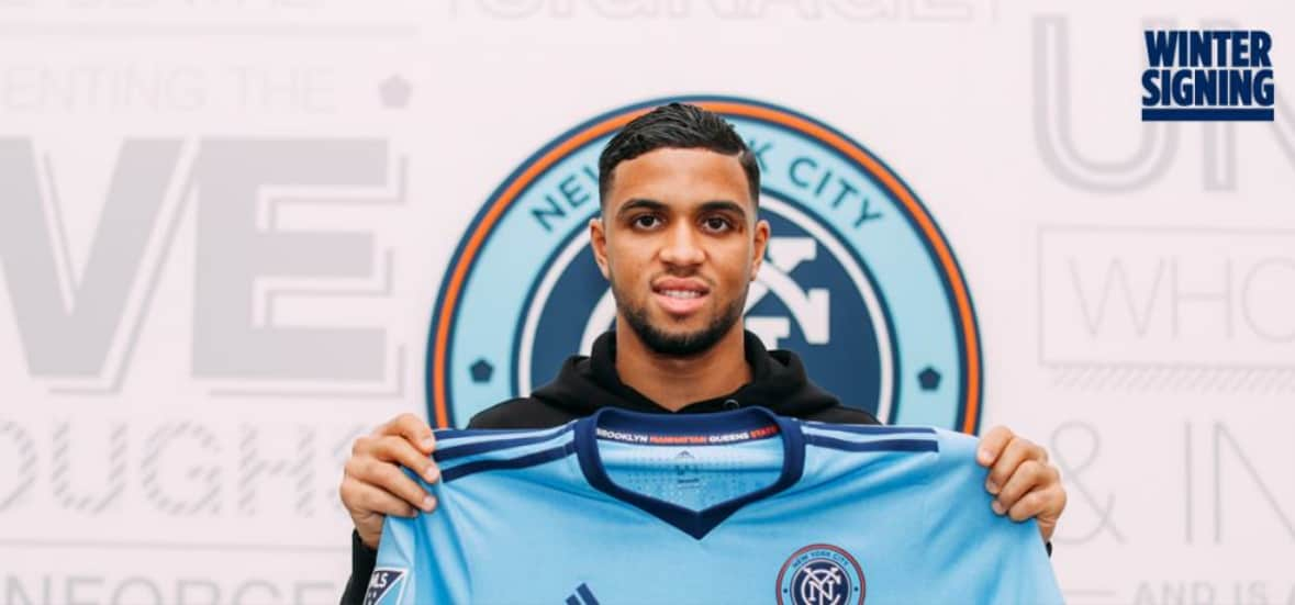 SOME MORE ATTACKING OPTIONS: NYCFC acquires midfielder Tajouri from Austria Wien