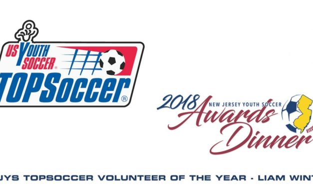 TOPSOCCER VOLUNTEER OF THE YEAR: NJ Youth Soccer to honor Wintz