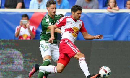A NEW OPPORTUNITY: Ex-Red Bulls defender Zizzo signs with Atlanta