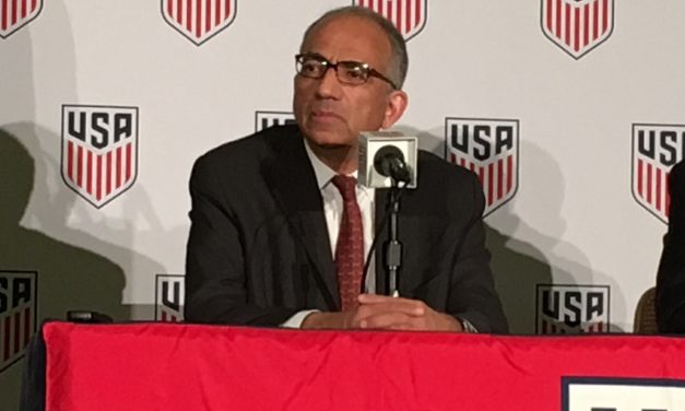 AN OPEN LETTER: From new USSF president Cordeiro to the soccer family