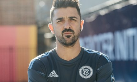 A NEW AWAY JERSEY: NYCFC unveils shirt for 2018