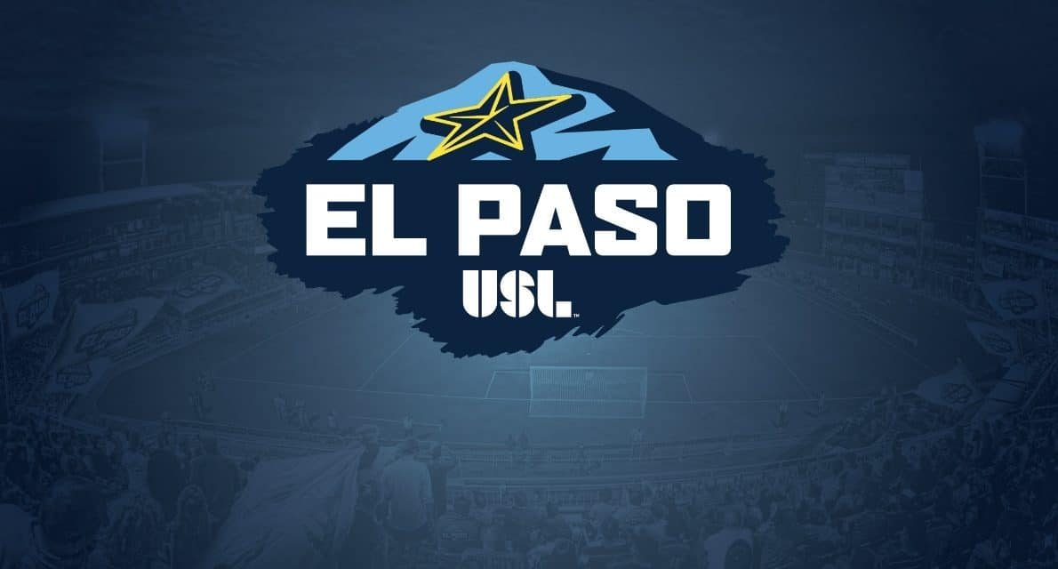 SOUTH BY SOUTHWEST: El Paso to join USL for 2019 season
