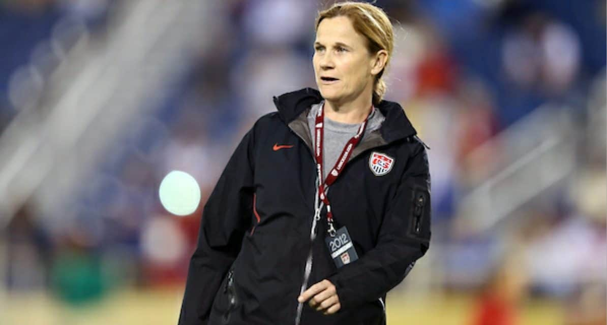 GOING OUT ON TOP: Ellis resigns as USWNT coach