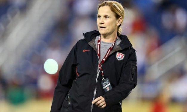 SHE'S GOT THEIR BACKS: U.S. women's coach Ellis supports her players' suit vs. USSF, as does Wagner, Osbourne
