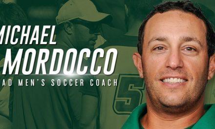 MEET THE NEW COACH: Mordocco succeeds Lindberg as LIU Post men's coach